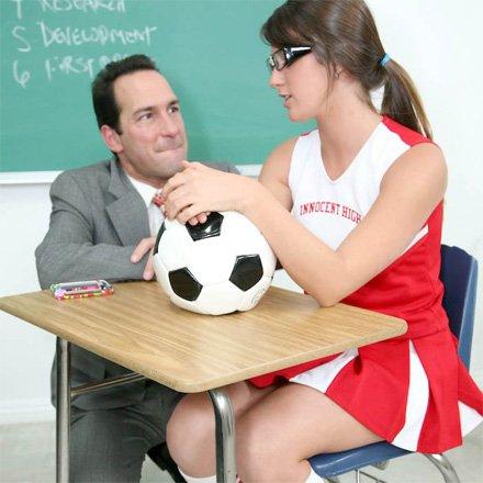 School Girl Teacher Anal